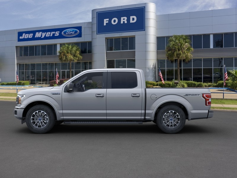 2020 Ford F-150 SuperCrew Cab 4x2, Pickup #LKE34678 - photo 4