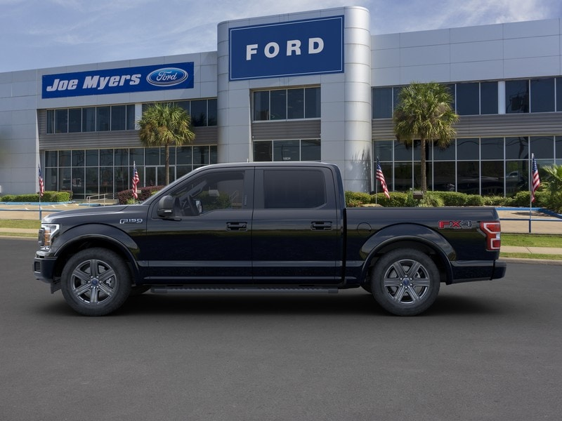 2020 Ford F-150 SuperCrew Cab 4x4, Pickup #LKE34689 - photo 4
