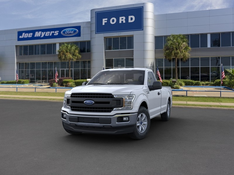 2020 Ford F-150 Regular Cab 4x2, Pickup #LKE58684 - photo 3