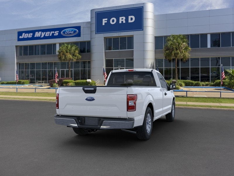 2020 Ford F-150 Regular Cab 4x2, Pickup #LKE58684 - photo 8