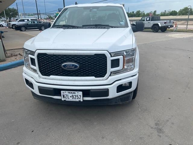 2020 Ford F-150 SuperCrew Cab 4x2, Pickup #LKE58694 - photo 1