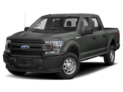 2020 Ford F-150 SuperCrew Cab 4x2, Pickup #LKE58700 - photo 1