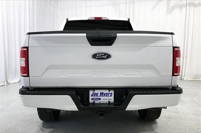 2020 Ford F-150 SuperCrew Cab 4x4, Pickup #TLKE58705 - photo 5