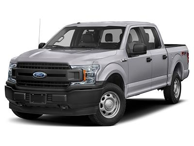 2020 Ford F-150 SuperCrew Cab 4x2, Pickup #LKE78540 - photo 1