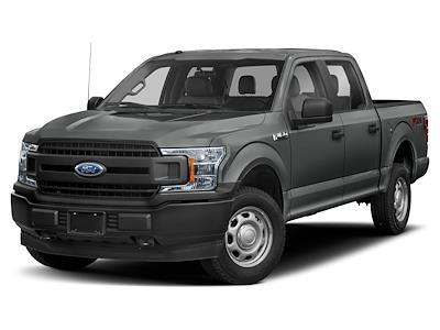 2020 Ford F-150 SuperCrew Cab 4x2, Pickup #LKE78543 - photo 1