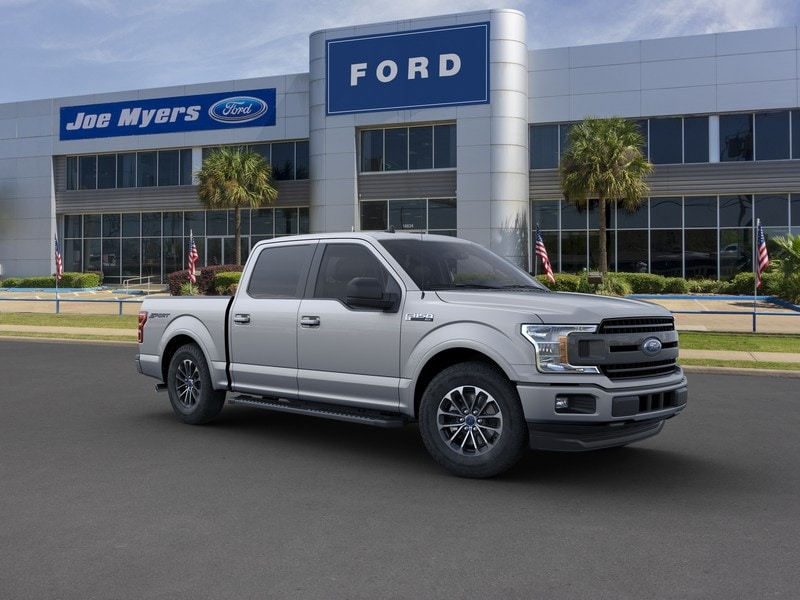 2020 Ford F-150 SuperCrew Cab 4x2, Pickup #LKE78551 - photo 7