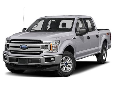 2020 Ford F-150 SuperCrew Cab 4x2, Pickup #LKE78551 - photo 1