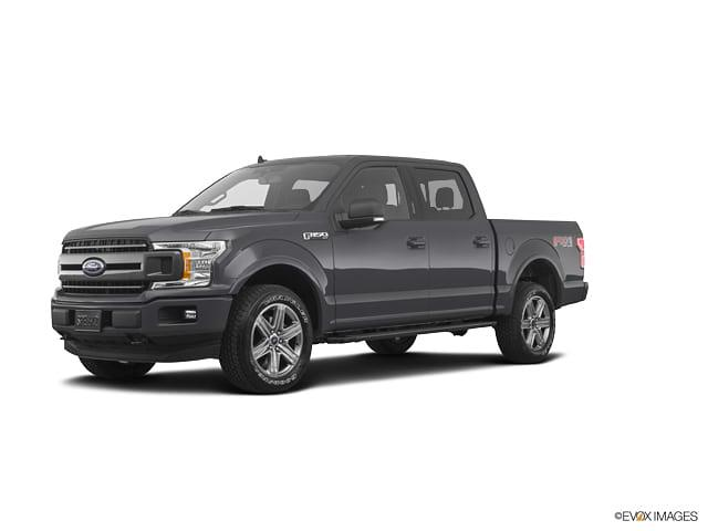 2020 Ford F-150 SuperCrew Cab 4x4, Pickup #LKE78555 - photo 1