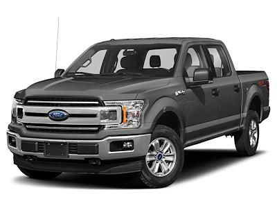 2020 Ford F-150 SuperCrew Cab 4x2, Pickup #LKE86121 - photo 1