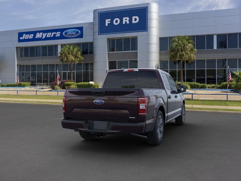 2020 Ford F-150 SuperCrew Cab 4x4, Pickup #LKE86133 - photo 8