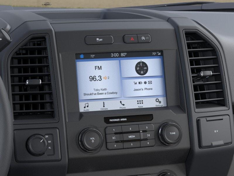 2020 Ford F-150 SuperCrew Cab 4x4, Pickup #LKE86134 - photo 14