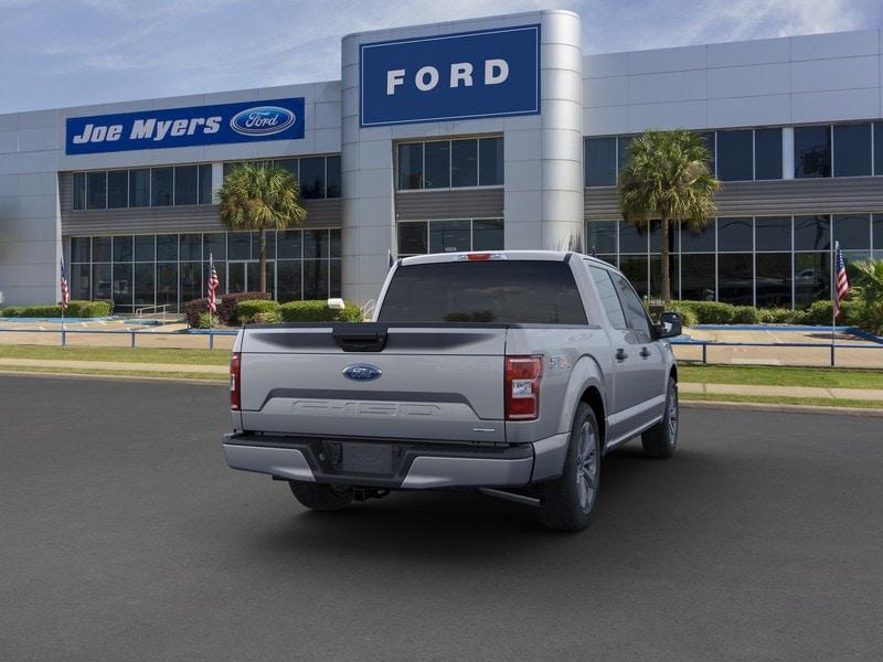 2020 Ford F-150 SuperCrew Cab 4x4, Pickup #LKE86138 - photo 8