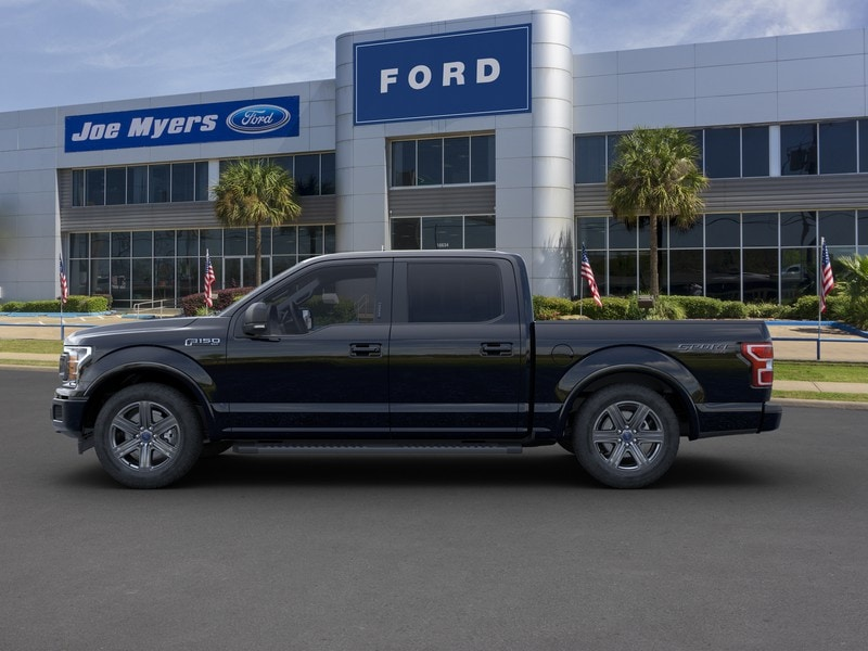 2020 Ford F-150 SuperCrew Cab 4x4, Pickup #LKE93028 - photo 8