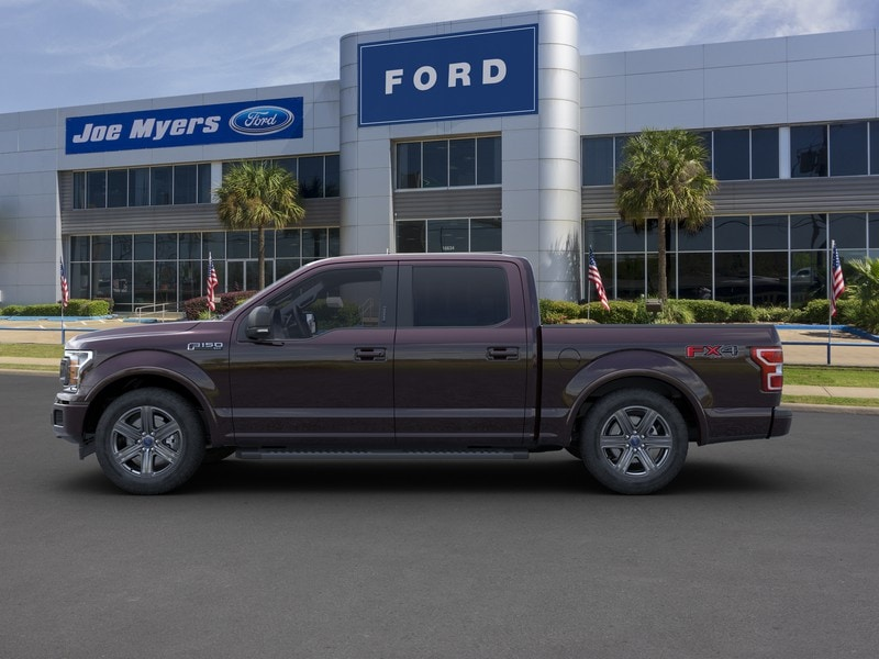 2020 Ford F-150 SuperCrew Cab 4x4, Pickup #LKE93033 - photo 4