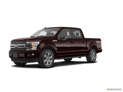 2020 Ford F-150 SuperCrew Cab 4x4, Pickup #LKE93033 - photo 1