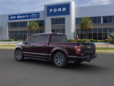 2020 Ford F-150 SuperCrew Cab 4x4, Pickup #LKE93033 - photo 2