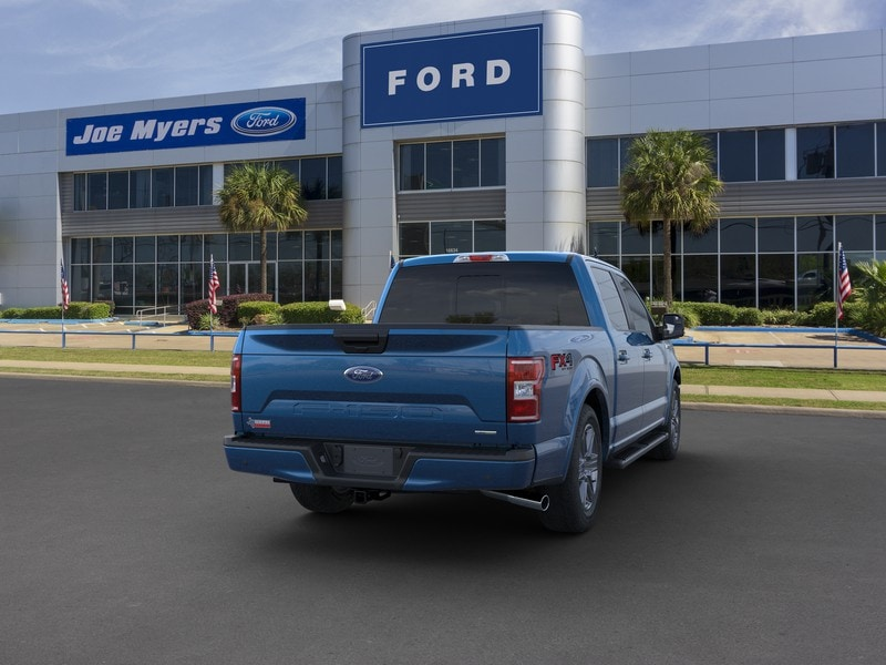 2020 Ford F-150 SuperCrew Cab 4x4, Pickup #LKE93039 - photo 8