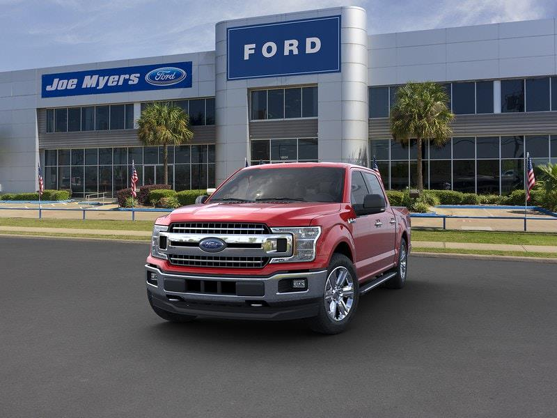 2020 Ford F-150 SuperCrew Cab 4x4, Pickup #LKE93041 - photo 3