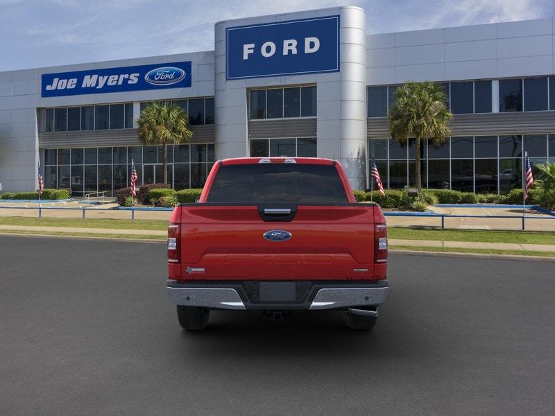 2020 Ford F-150 SuperCrew Cab 4x4, Pickup #LKE93041 - photo 5