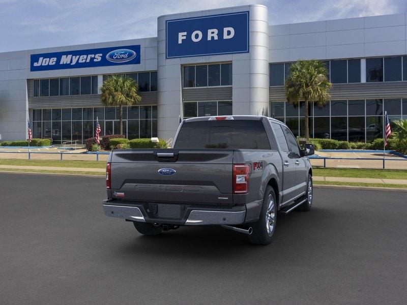 2020 Ford F-150 SuperCrew Cab 4x4, Pickup #LKE93042 - photo 8
