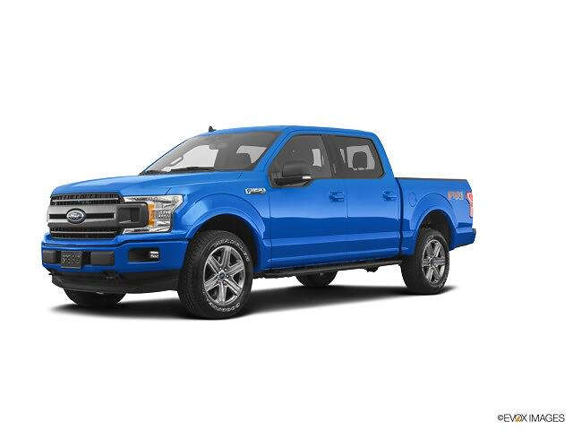 2020 Ford F-150 SuperCrew Cab 4x4, Pickup #LKE93048 - photo 1