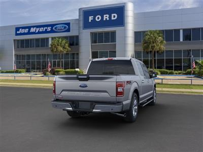 2020 Ford F-150 SuperCrew Cab 4x4, Pickup #LKE93050 - photo 8