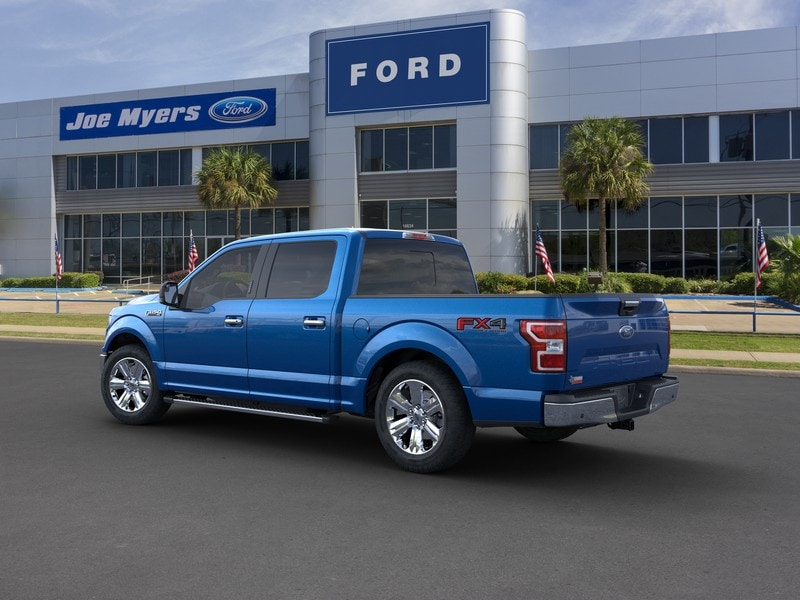 2020 Ford F-150 SuperCrew Cab 4x4, Pickup #LKE93051 - photo 1