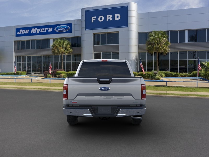 2020 Ford F-150 SuperCrew Cab 4x4, Pickup #LKE93053 - photo 5