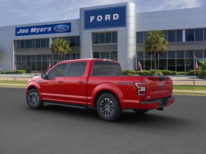 2020 Ford F-150 SuperCrew Cab 4x2, Pickup #LKF01949 - photo 2
