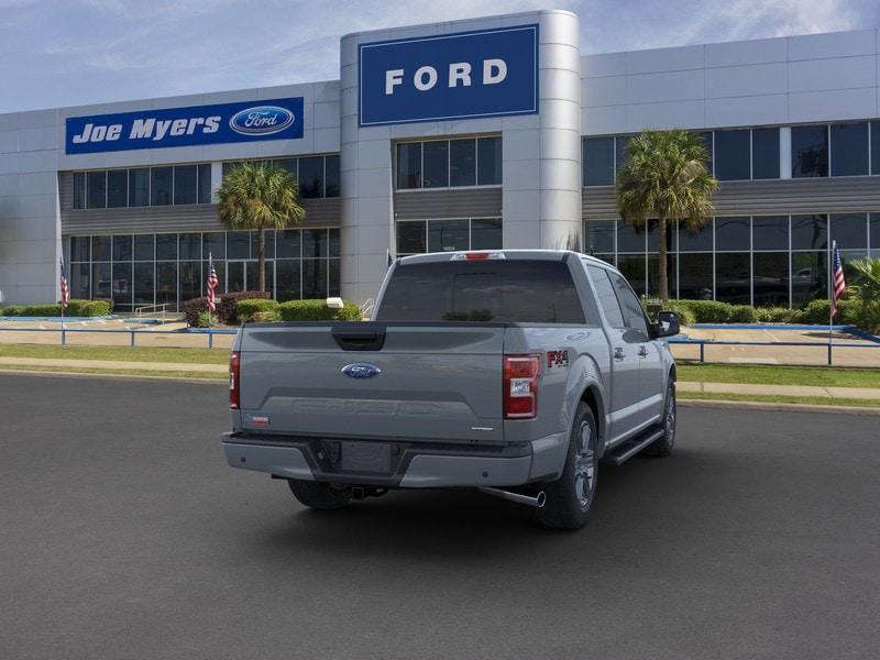 2020 Ford F-150 SuperCrew Cab 4x4, Pickup #LKF08602 - photo 8