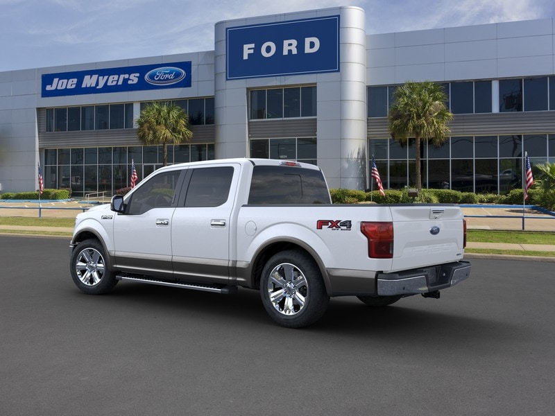 2020 Ford F-150 SuperCrew Cab 4x4, Pickup #LKF08608 - photo 2
