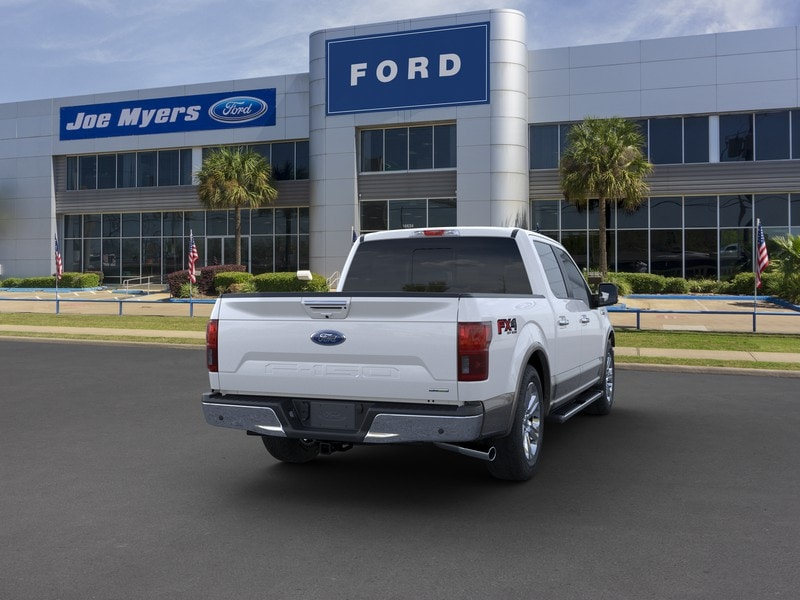 2020 Ford F-150 SuperCrew Cab 4x4, Pickup #LKF08608 - photo 13