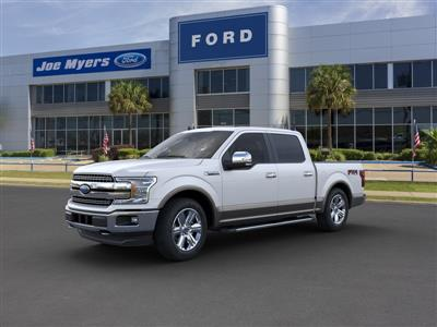 2020 Ford F-150 SuperCrew Cab 4x4, Pickup #LKF08608 - photo 1