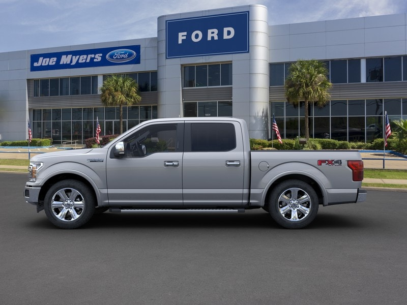 2020 Ford F-150 SuperCrew Cab 4x4, Pickup #LKF08610 - photo 4