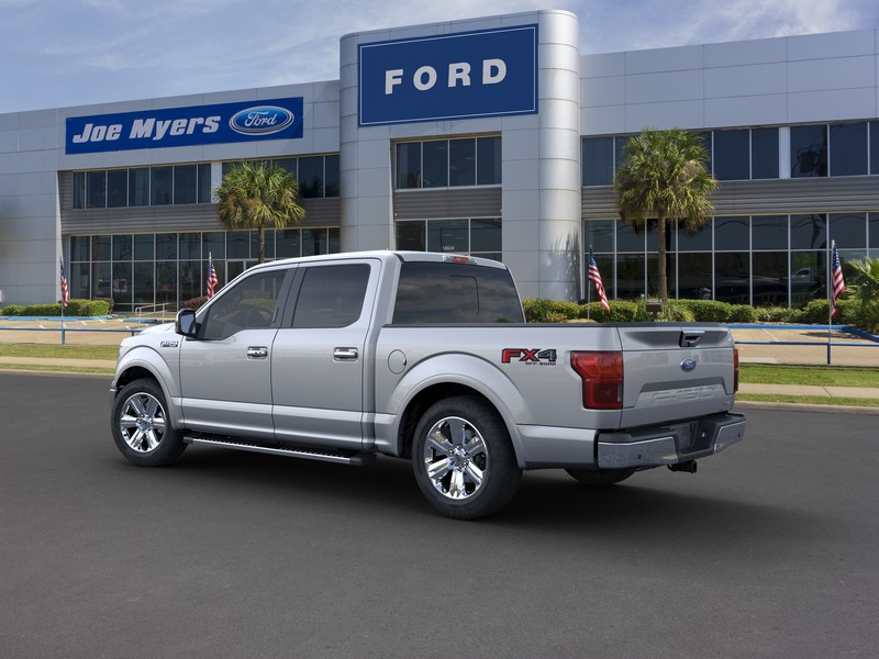 2020 Ford F-150 SuperCrew Cab 4x4, Pickup #LKF08610 - photo 2