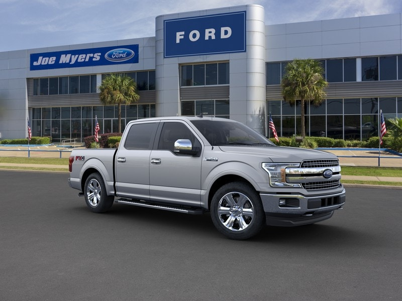 2020 Ford F-150 SuperCrew Cab 4x4, Pickup #LKF08610 - photo 7