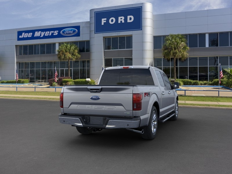 2020 Ford F-150 SuperCrew Cab 4x4, Pickup #LKF08610 - photo 8