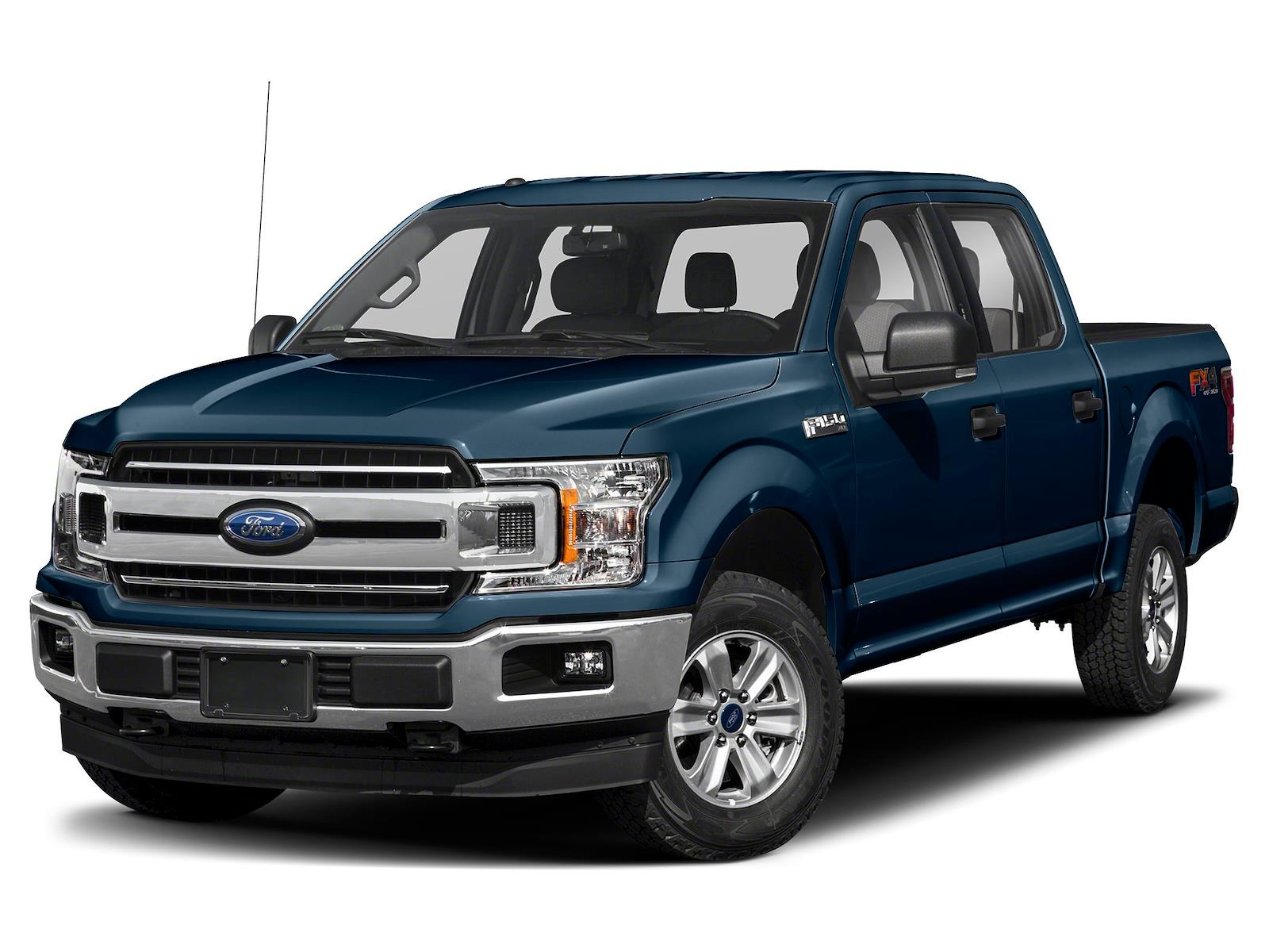 2020 Ford F-150 SuperCrew Cab 4x2, Pickup #LKF15313 - photo 1