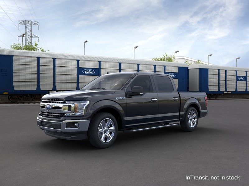 2020 Ford F-150 SuperCrew Cab 4x2, Pickup #LKF15314 - photo 1