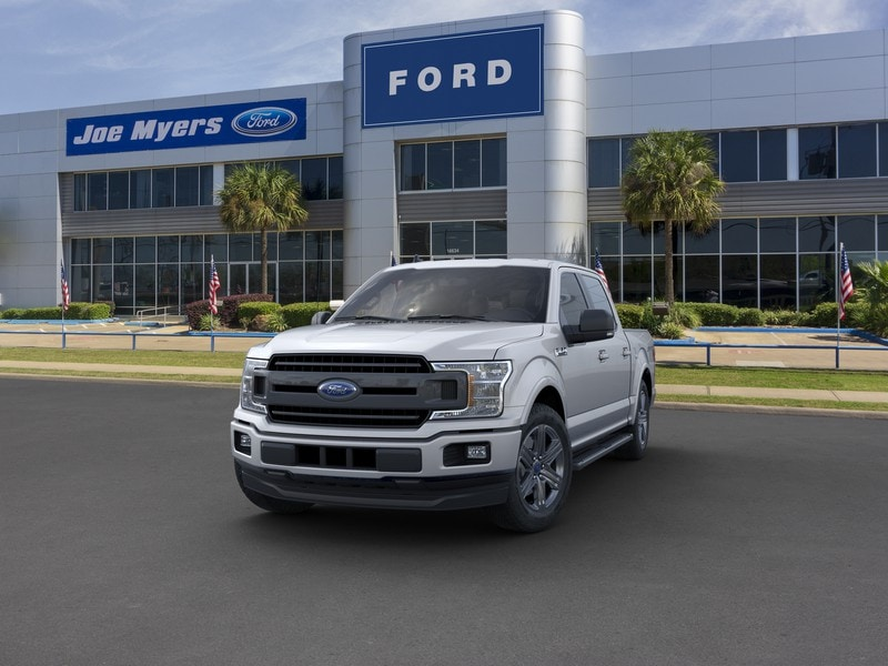 2020 Ford F-150 SuperCrew Cab 4x2, Pickup #LKF15317 - photo 3