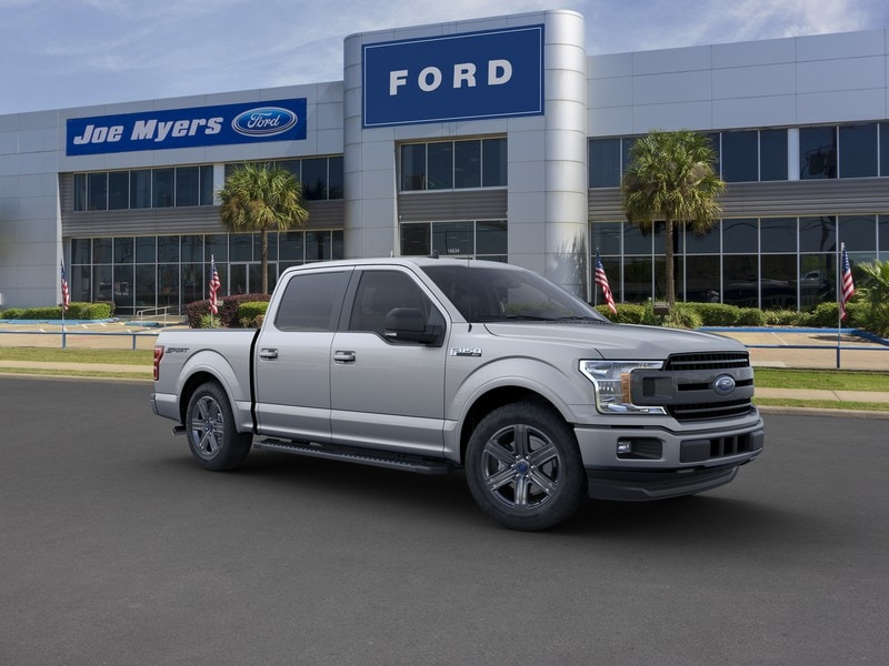 2020 Ford F-150 SuperCrew Cab 4x2, Pickup #LKF15317 - photo 7