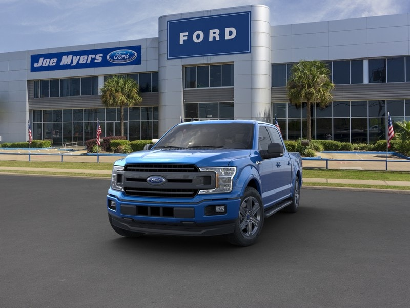 2020 Ford F-150 SuperCrew Cab 4x2, Pickup #LKF15320 - photo 8