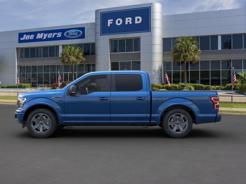 2020 Ford F-150 SuperCrew Cab 4x2, Pickup #LKF15320 - photo 9