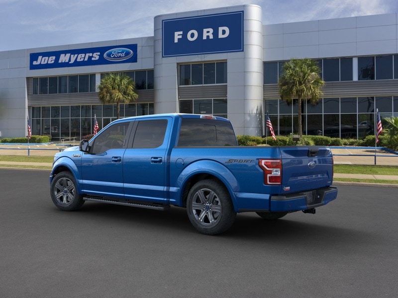 2020 Ford F-150 SuperCrew Cab 4x2, Pickup #LKF15320 - photo 2