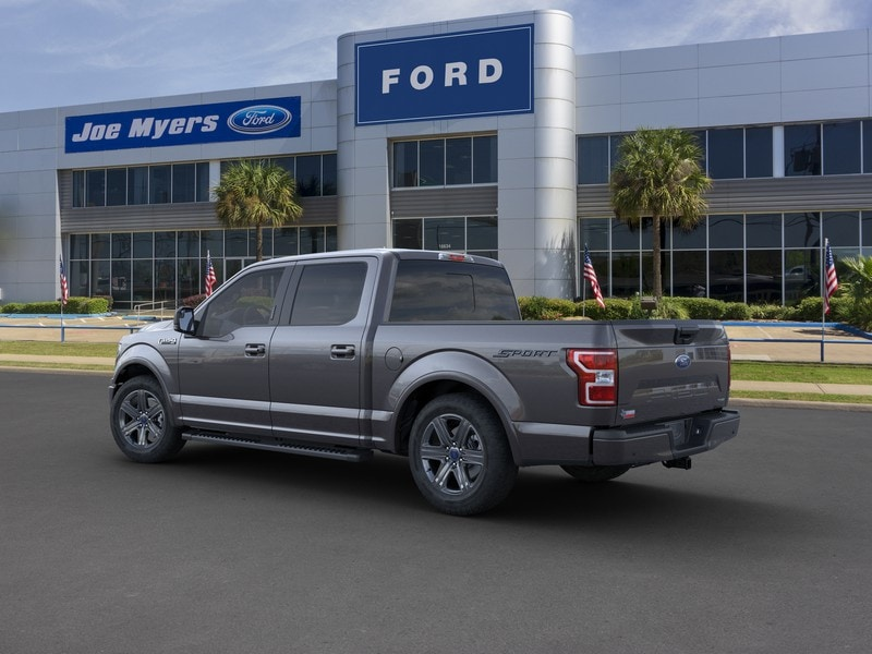 2020 Ford F-150 SuperCrew Cab 4x2, Pickup #LKF15322 - photo 2
