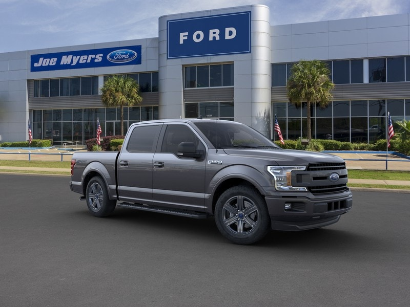 2020 Ford F-150 SuperCrew Cab 4x2, Pickup #LKF15322 - photo 7