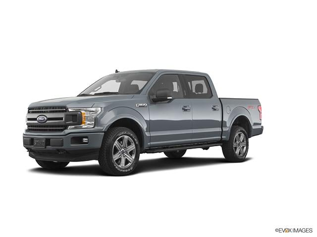 2020 Ford F-150 SuperCrew Cab 4x4, Pickup #LKF15326 - photo 1