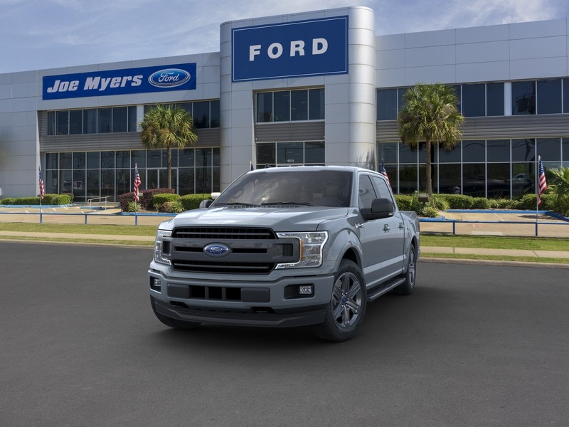 2020 Ford F-150 SuperCrew Cab 4x4, Pickup #LKF15326 - photo 8