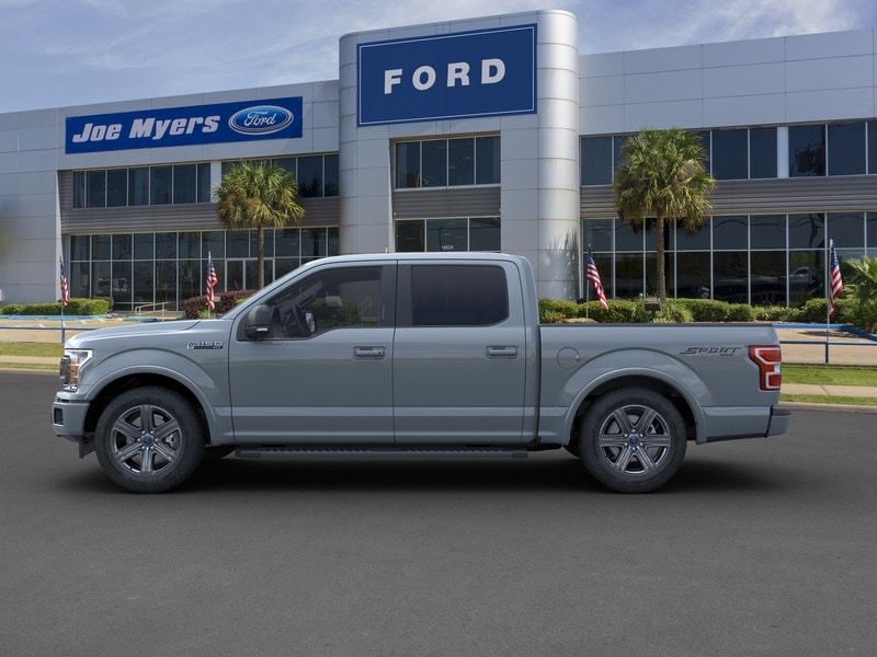 2020 Ford F-150 SuperCrew Cab 4x4, Pickup #LKF15326 - photo 9