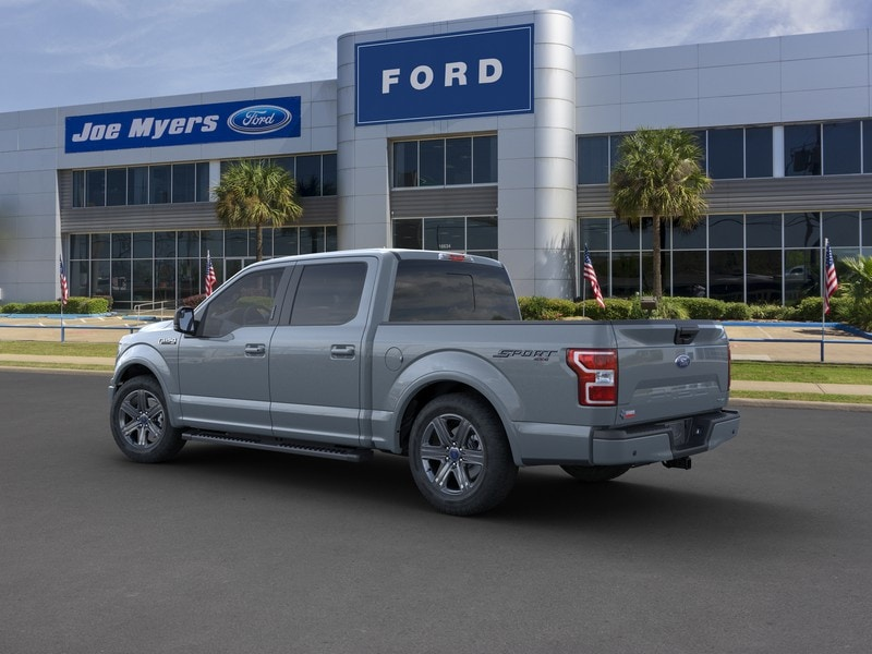 2020 Ford F-150 SuperCrew Cab 4x4, Pickup #LKF15326 - photo 2